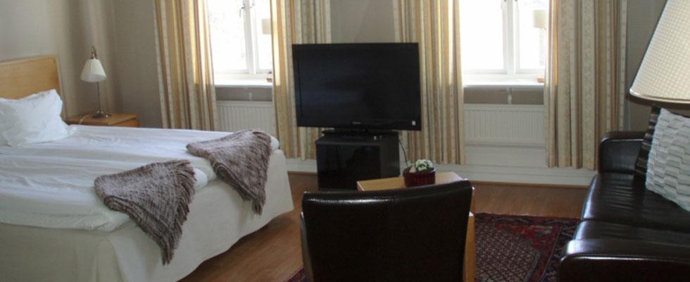 Rum och TV Hotell S:t Olof