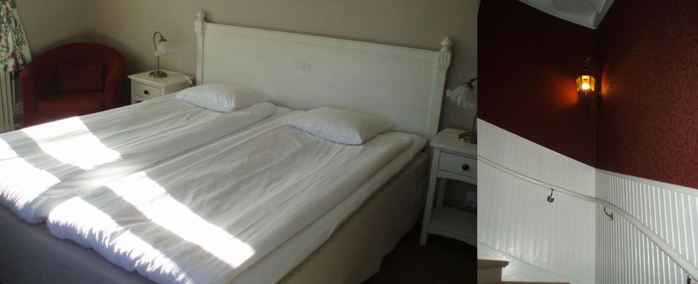 Rum och trappa Hotell S:t Olof